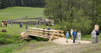 The new archaeological park of the vicus of Nettersheim